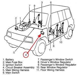 1989 suzuki sidekick wiring diagrams xt 9117  fuse box diagram suzuki samurai wiring diagram suzuki  fuse box diagram suzuki samurai wiring