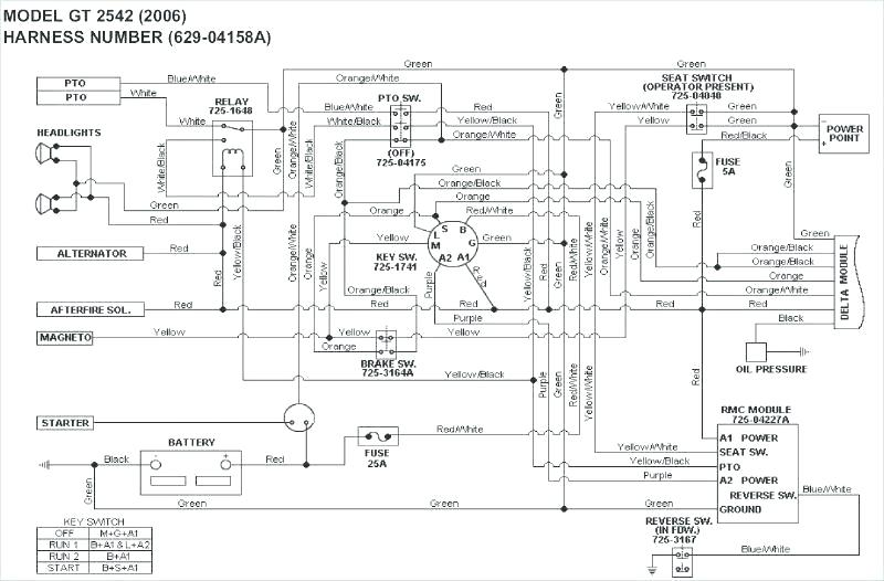 Cub Cadet Pto Clutch Wiring Diagram - Wiring Diagram and ...