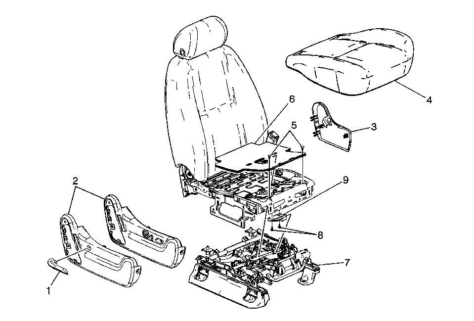 Enjoyable Passenger Side Seat Position Sensor Replacement Chevrolet Forum Wiring Cloud Biosomenaidewilluminateatxorg