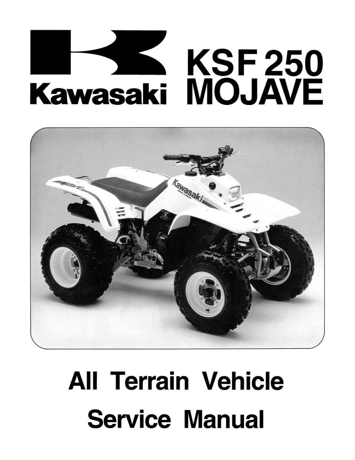 40 40 40 Kawasaki KSF40 KSF 40 Mojave Clutch Cable ...
