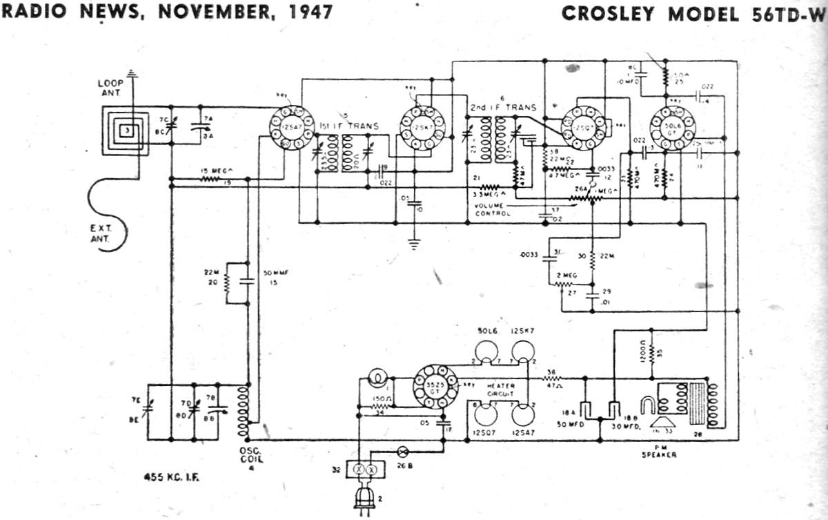 Fine Antique Radio Wiring Diagram Basic Electronics Wiring Diagram Wiring Cloud Picalendutblikvittorg