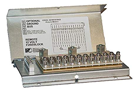 Superb 12 Volt Fuse Box Enclosed Wiring Diagram Wiring Cloud Lukepaidewilluminateatxorg