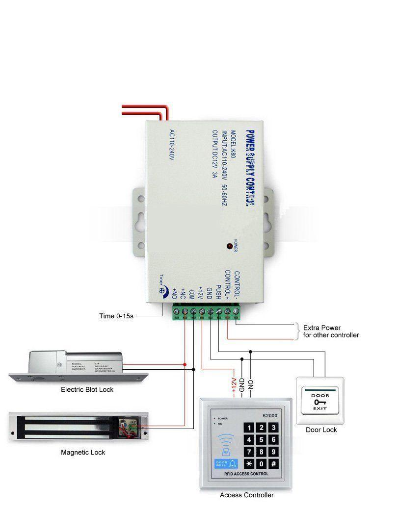 NW_4559] Keypad Access K2000 Wiring Diagram Download DiagramWiring Diagram and Schematics