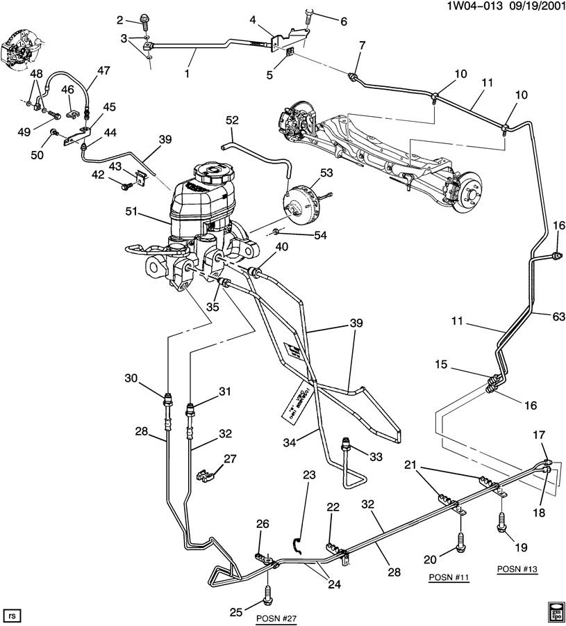 Rd 7235 2003 Chevy Impala Heater Hose Pipe On Chevy Malibu 3 1 Engine Diagram Free Diagram