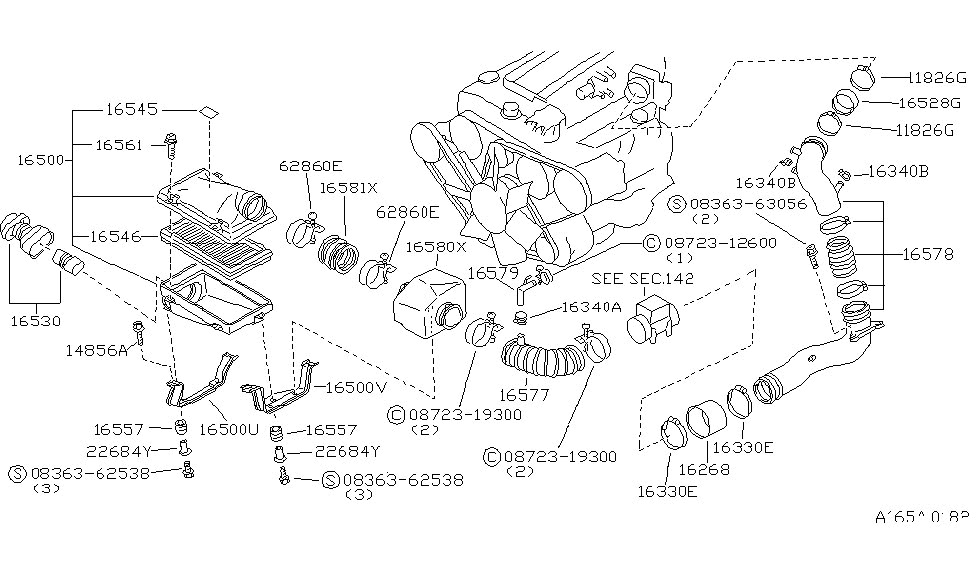 1986 Nissan 300zx Engine Wiring Diagram