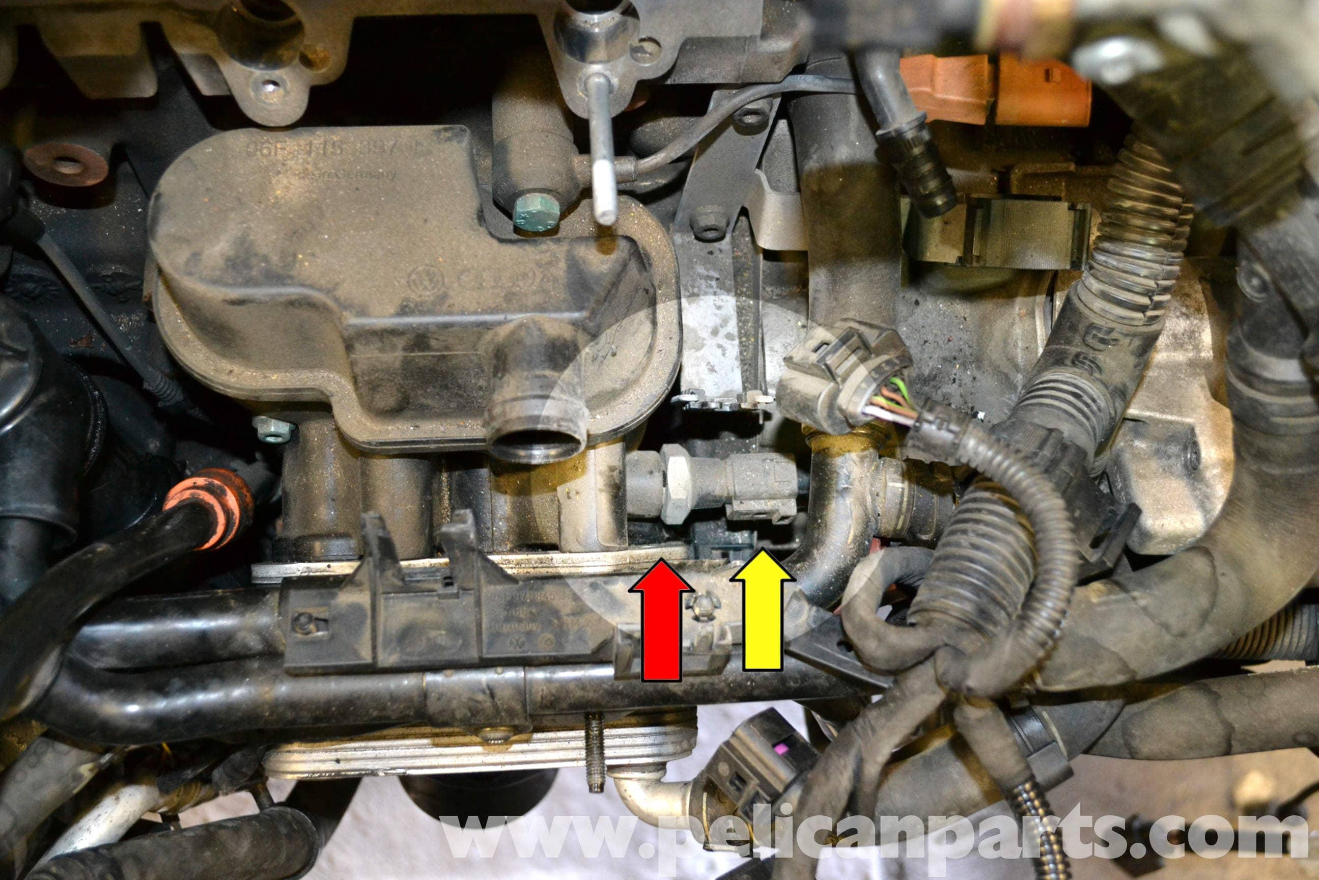 Outstanding Volkswagen Golf Gti Mk V Oil Pressure Switch Replacement 2006 2009 Wiring Cloud Loplapiotaidewilluminateatxorg