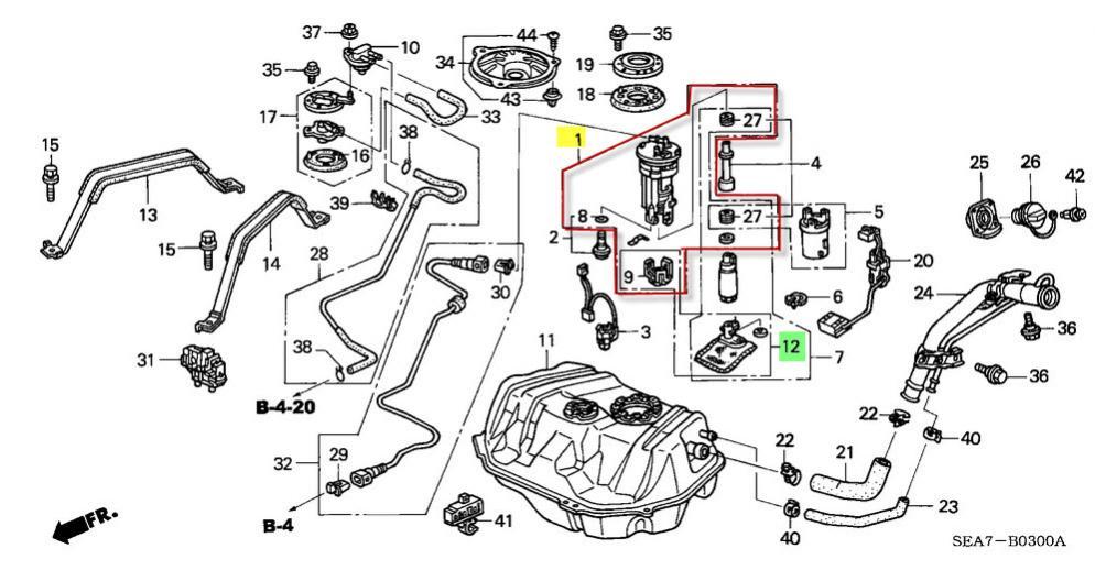 [TBQL_4184]  MZ_7397] 2004 Honda Accord Fuel Filter Location Wiring Diagram | Honda Accord Fuel Filter |  | Lious Anth Vira Mohammedshrine Librar Wiring 101