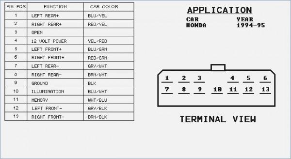 Wiring Diagram For Honda Accord Stereo - Wiring Diagrams Button sharp-snow  - sharp-snow.lamorciola.itsharp-snow.lamorciola.it