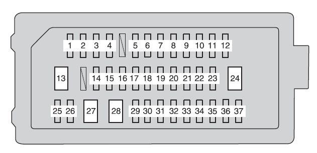 GG_1781] 2014 Toyota New Camry Fuse Box DiagramSheox Faun Unde Itive Icaen Jitt Hapolo Phae Mohammedshrine Librar Wiring  101