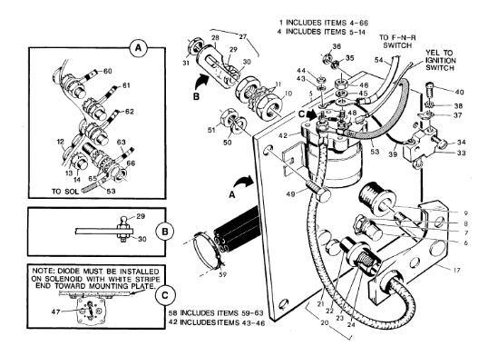 Mk 6070 Ezgo Golf Cart Engine Diagram Schematic Wiring