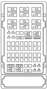 YB_6676] 04 E250 Fuse DiagramAdit Joni Eatte Mohammedshrine Librar Wiring 101
