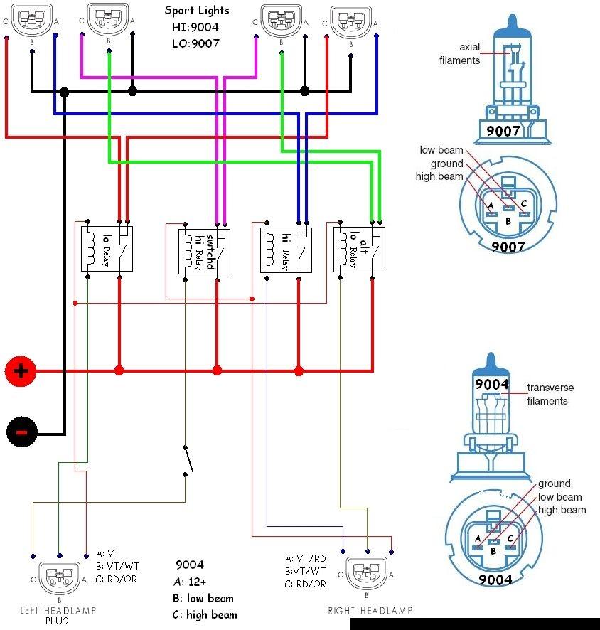 LN_3101] 07 Ram Hid Headlights Wiring Diagram Schematic WiringXeira Elae Wigeg Mohammedshrine Librar Wiring 101