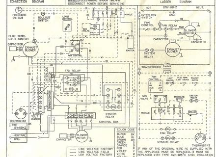Tempstar Thermostat Wiring Diagram