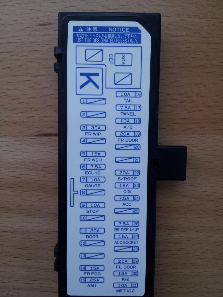 2011 scion xd fuse diagram 2004 scion xb fuse box diagram lair 2balmoond mooiravenstein nl  2004 scion xb fuse box diagram lair