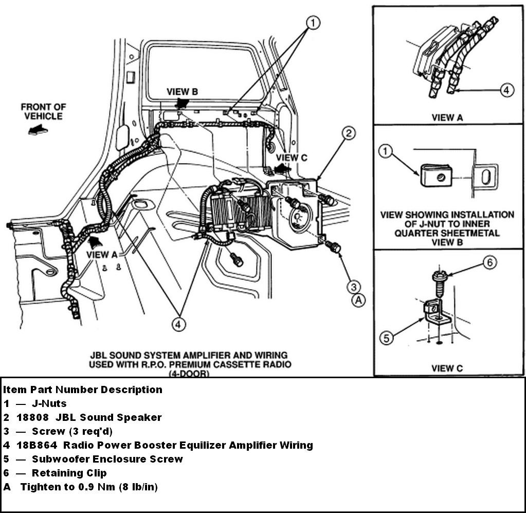 Tc 0250  Ford F 150 Wiring Harness Parts Free Diagram