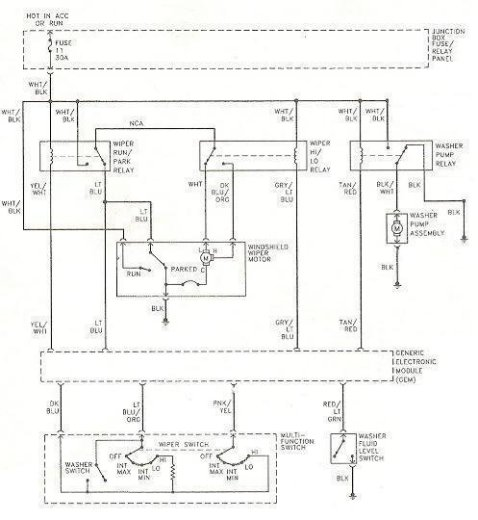 VA_6330] Wiring Diagram On Wiper Motor Wiring Diagram For 97 Ford  Expedition Free DiagramWww Mohammedshrine Librar Wiring 101
