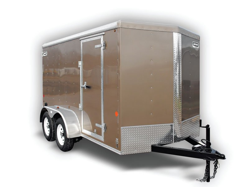 Brilliant 6 X 14 V Hd Sport Sportster Enclosed Cargo Trailer By Car Mate Wiring Cloud Xortanetembamohammedshrineorg