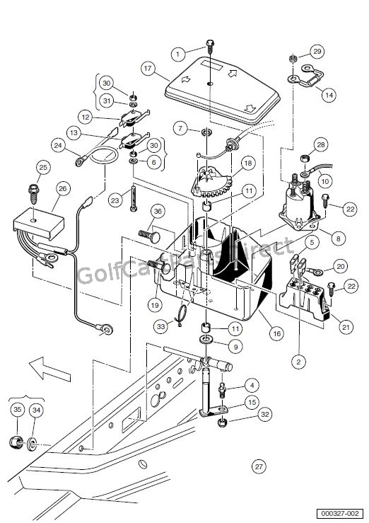 diagram gas club car golf cart wiring diagram hecho full