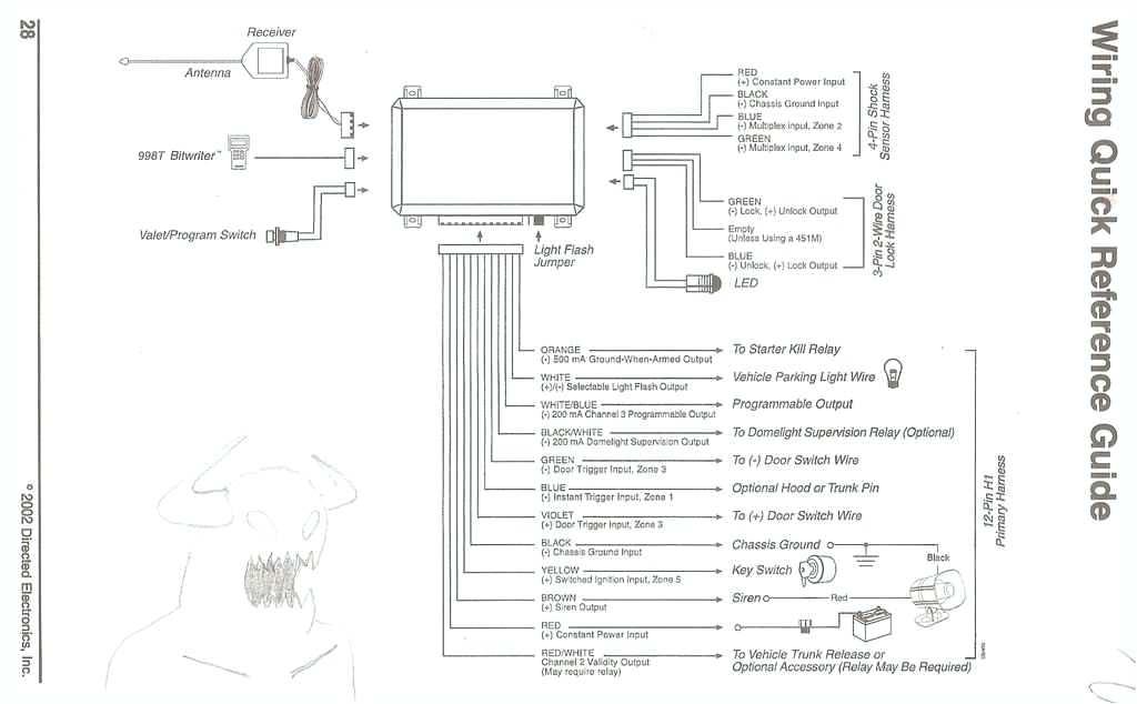 Dd 5234 2002 Yamaha Viper Wiring Diagram Schematic Wiring