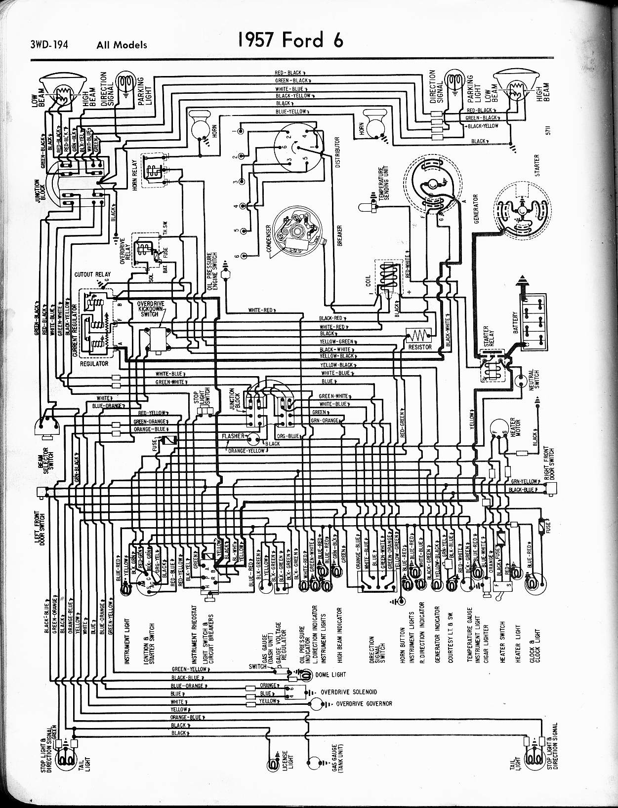 Phenomenal F100 Wiring Diagram 1967 Wiring Schematics 1967 Master Wiring Wiring Cloud Ostrrenstrafr09Org