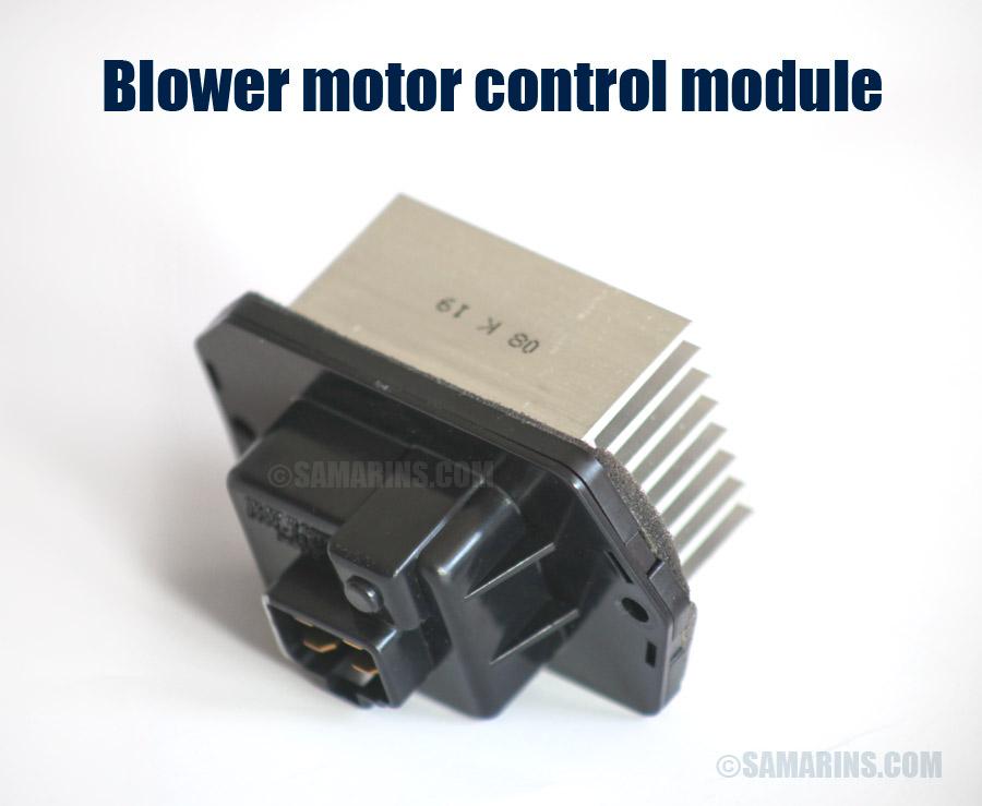Outstanding Blower Motor Resistor How It Works Symptoms Problems Testing Wiring Cloud Dulfrecoveryedborg