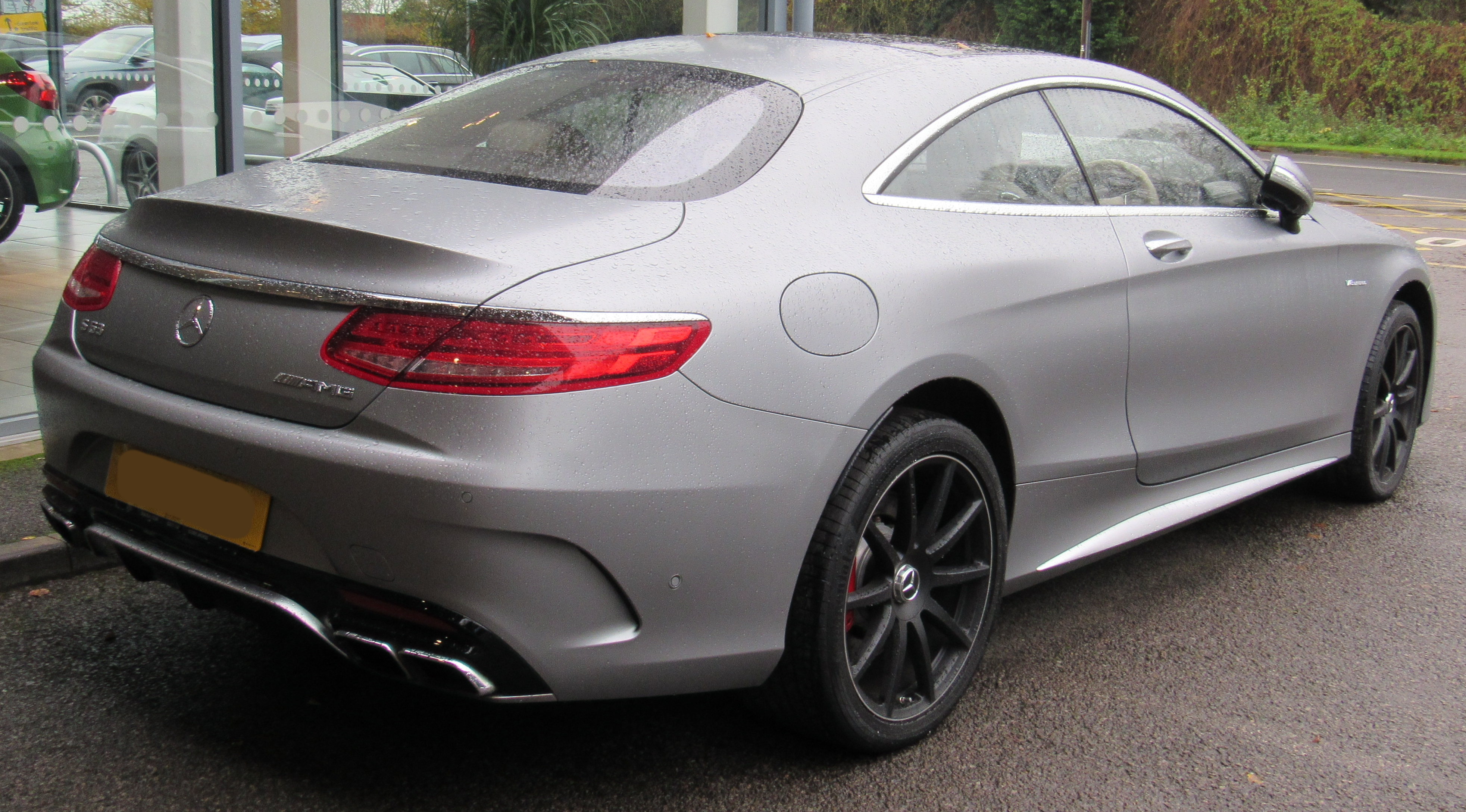 Astounding File 2015 Mercedes Benz S63 Amg Coupe Automatic 5 5 Rear Wiring Cloud Grayisramohammedshrineorg