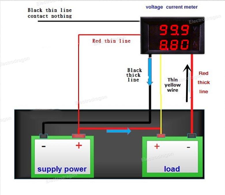 Az 2253 Led Display Panel Wiring Diagram Free Diagram