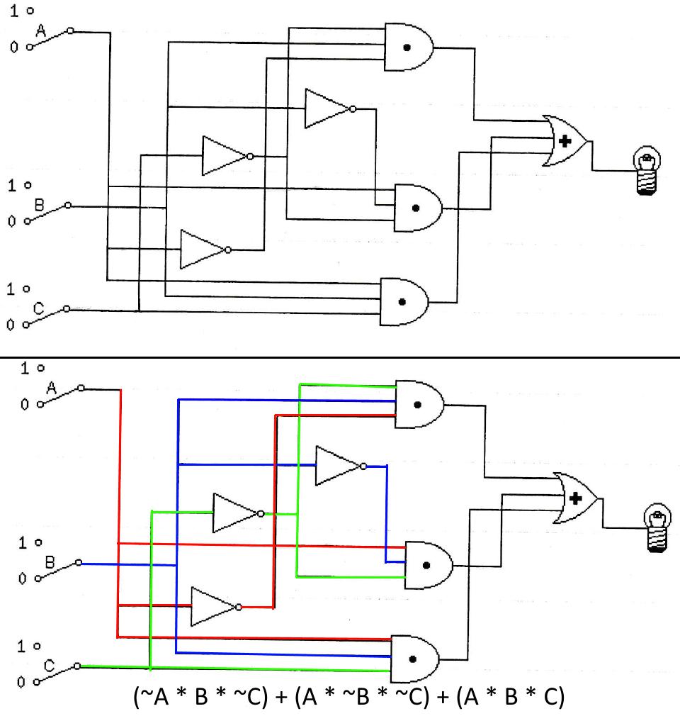 Astonishing Simple Logic Gates And Circuits Or Gate Basic Electronics Wiring Wiring Cloud Icalpermsplehendilmohammedshrineorg