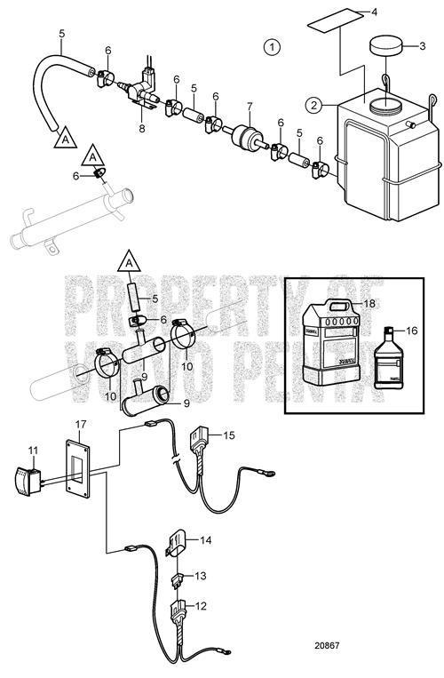 Volvo Thruster Wiring Diagram