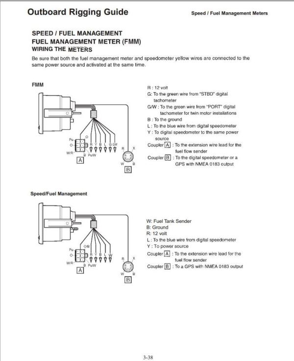 Tm 6891 Yamaha Outboard Fuel Tank Wiring