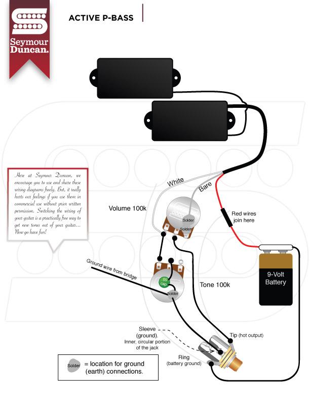 GT_6932] Emg Pickup Wiring Schematic Schematic WiringIlari Gresi Chro Carn Ospor Garna Grebs Unho Rele Mohammedshrine Librar  Wiring 101