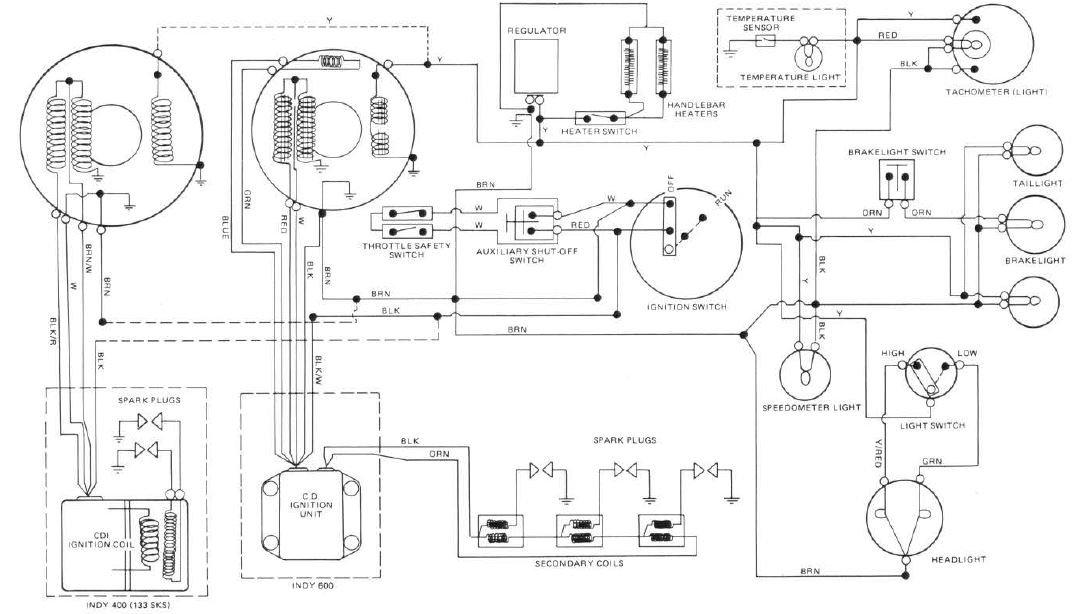 Polaris Xlt Wiring Diagram