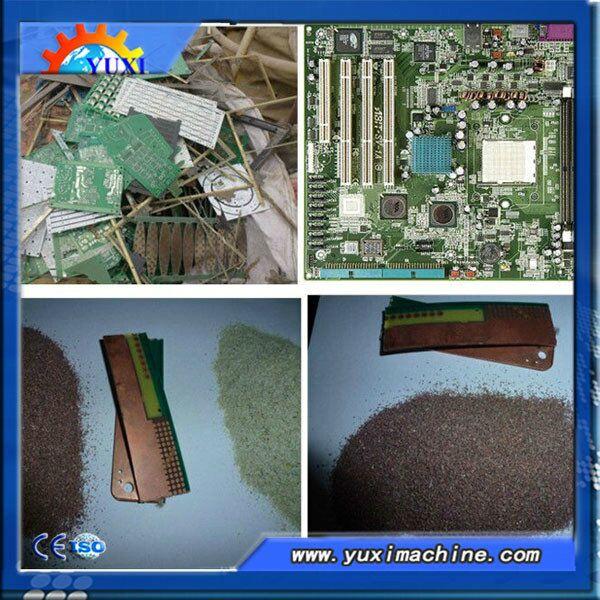 Terrific Yx 300 Circuit Board Recycling Machine Wiring Cloud Faunaidewilluminateatxorg