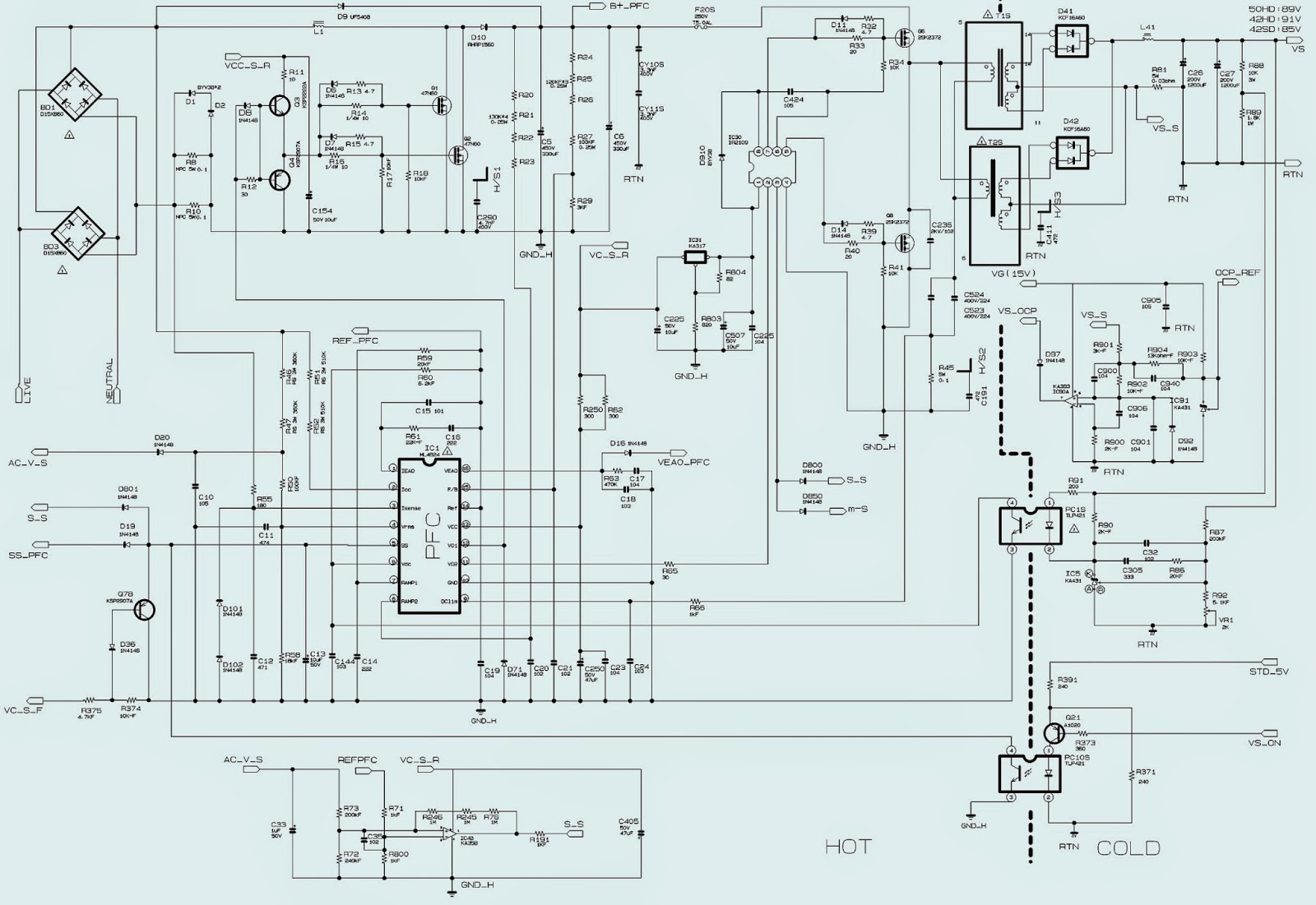 Peachy Smps Power Supply Circuit Diagram As Well Lcd Tv Power Supply Wiring Cloud Faunaidewilluminateatxorg