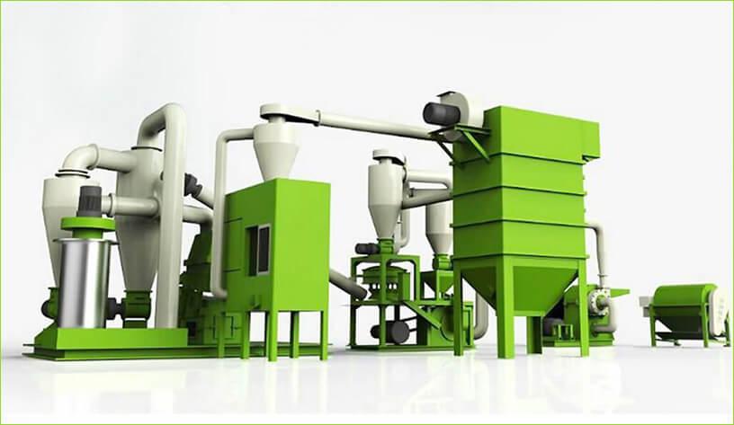 Cool Pcb Recycling Plant Mother Board Crushing And Separating Machinery Wiring Cloud Vieworaidewilluminateatxorg