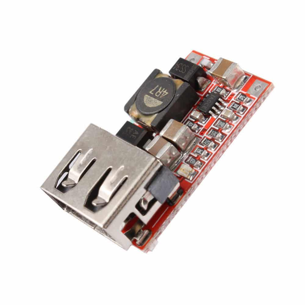 Terrific Dc Dc Buck Step Down Converter 6 24V 12V 24V To 5V 3A Wiring Cloud Itislusmarecoveryedborg