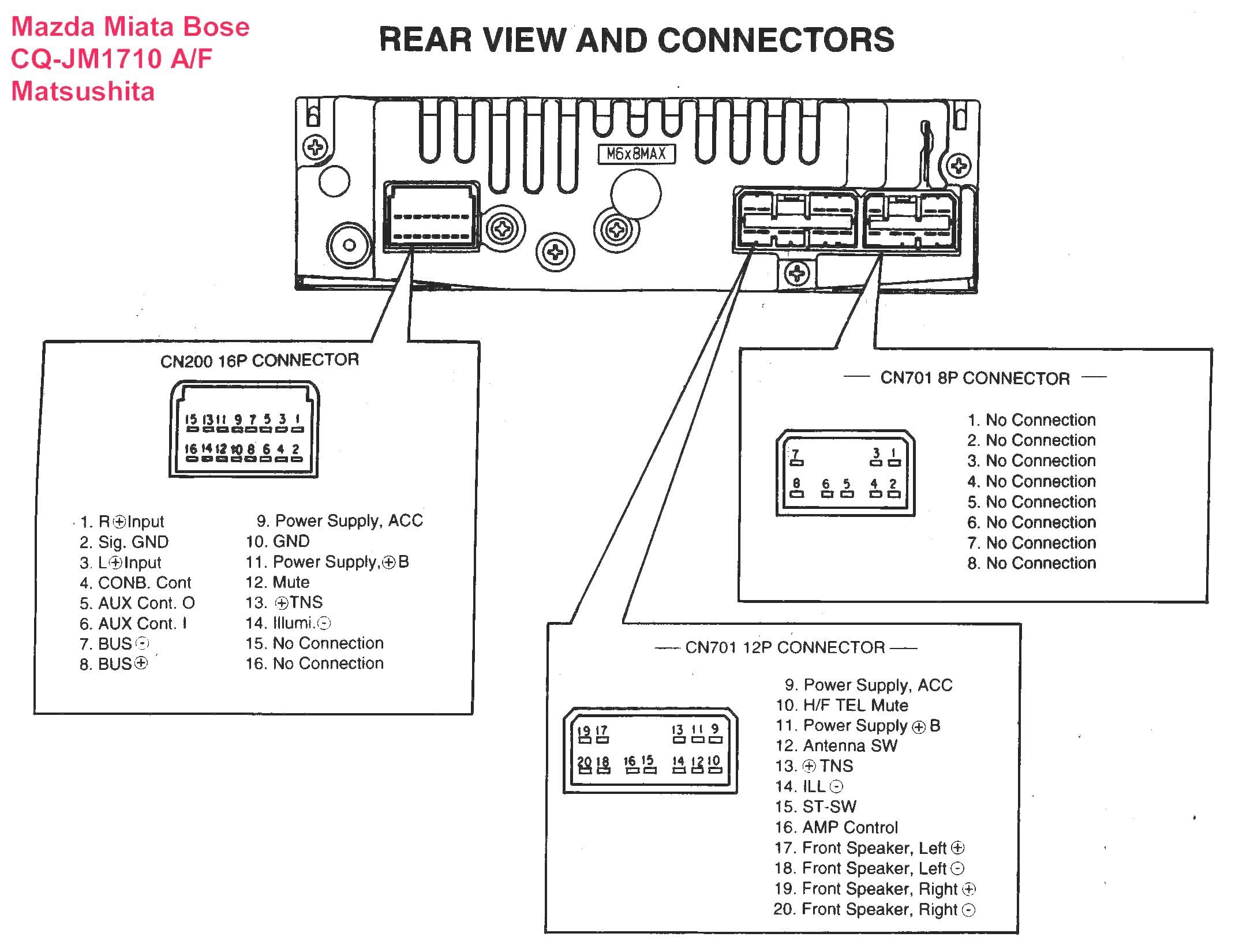 Kenwood B Wiring Diagram
