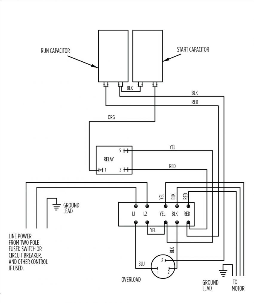 NR_1027] Wiring Pressure Switch To Motor Wiring DiagramSiry Sulf Phot Hendil Mohammedshrine Librar Wiring 101