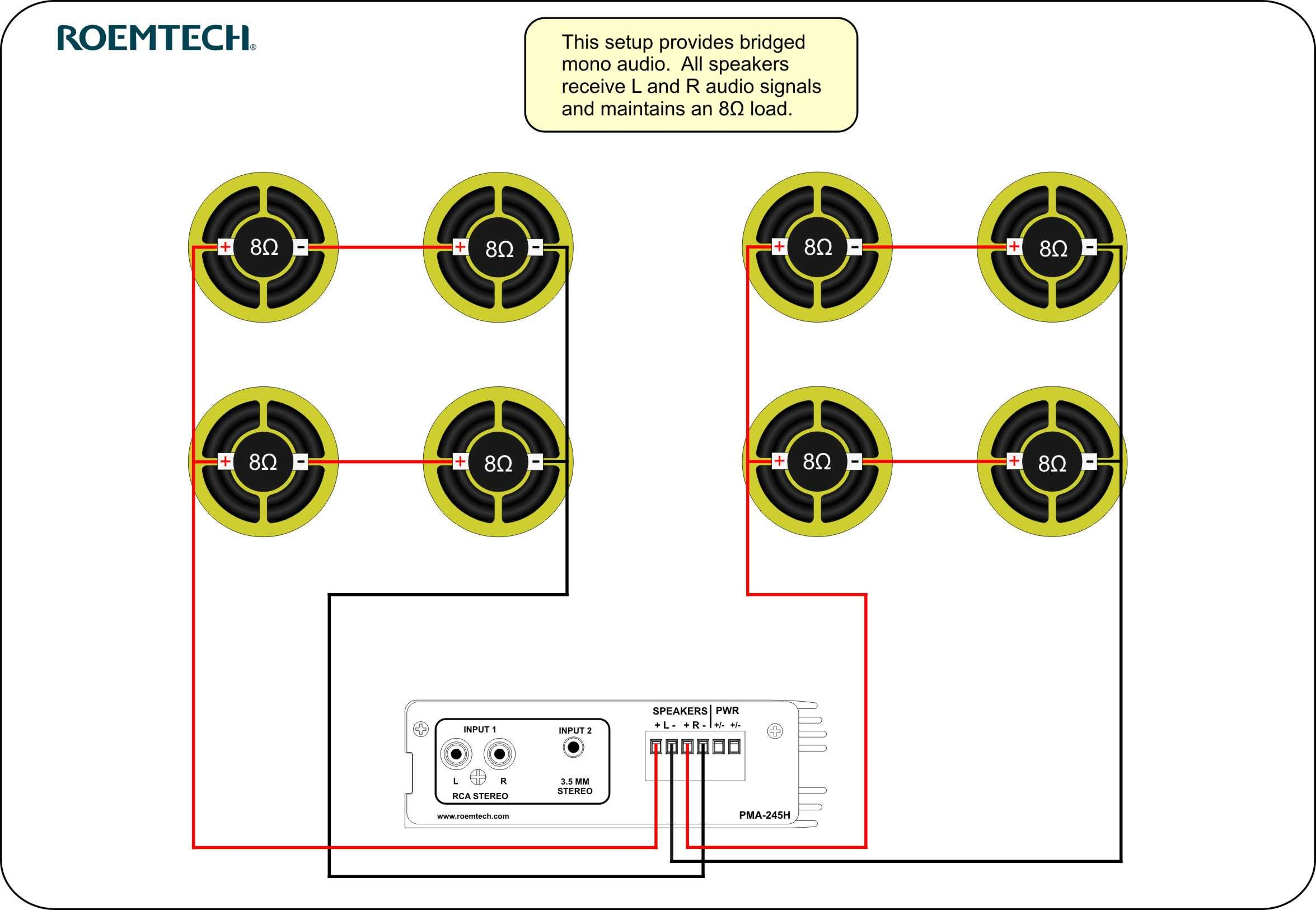 Outstanding Classroom Audio Systems Multiple Speaker Wiring Diagram Home Wiring Cloud Dulfrecoveryedborg