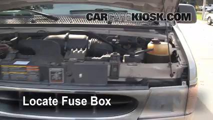 Phenomenal 1993 Ford E 150 Fuse Box Wiring Diagram Wiring Cloud Rineaidewilluminateatxorg