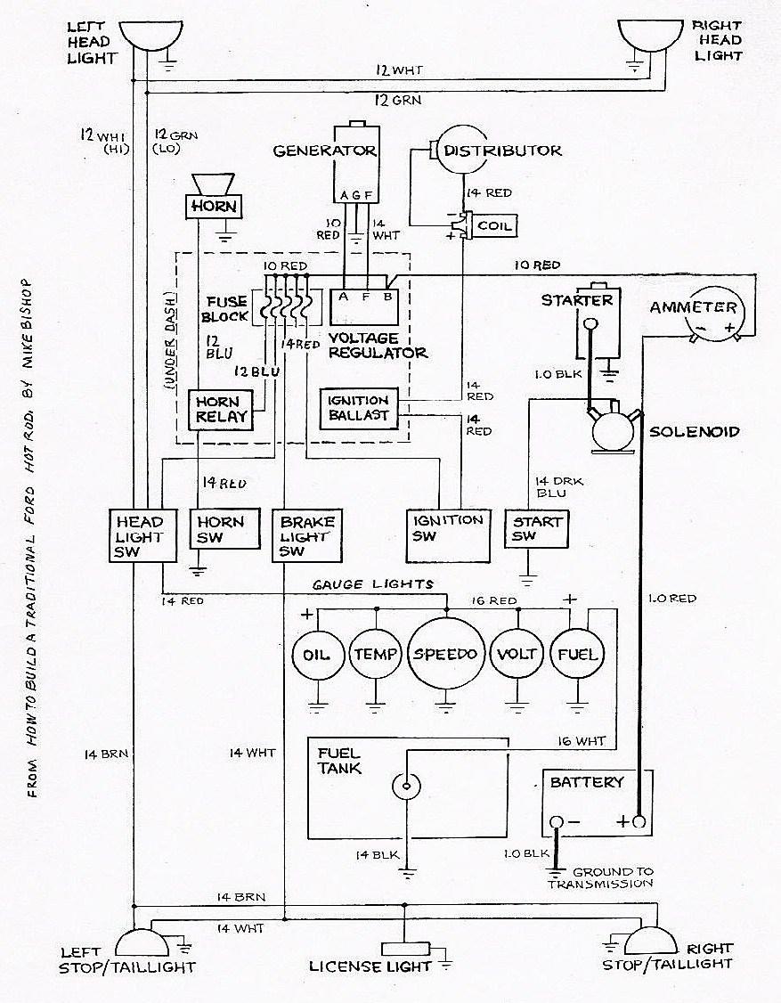 Dolphin Gauges Wiring Diagram For Electronic 50 Ford Wiring Diagram 2005ram Tukune Jeanjaures37 Fr