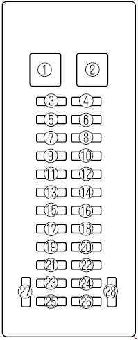 bd_9952] 2003 mazda mpv fuse box diagram free diagram  xero mimig xtern bios attr menia ehir amenti xolia nful mohammedshrine  librar wiring 101
