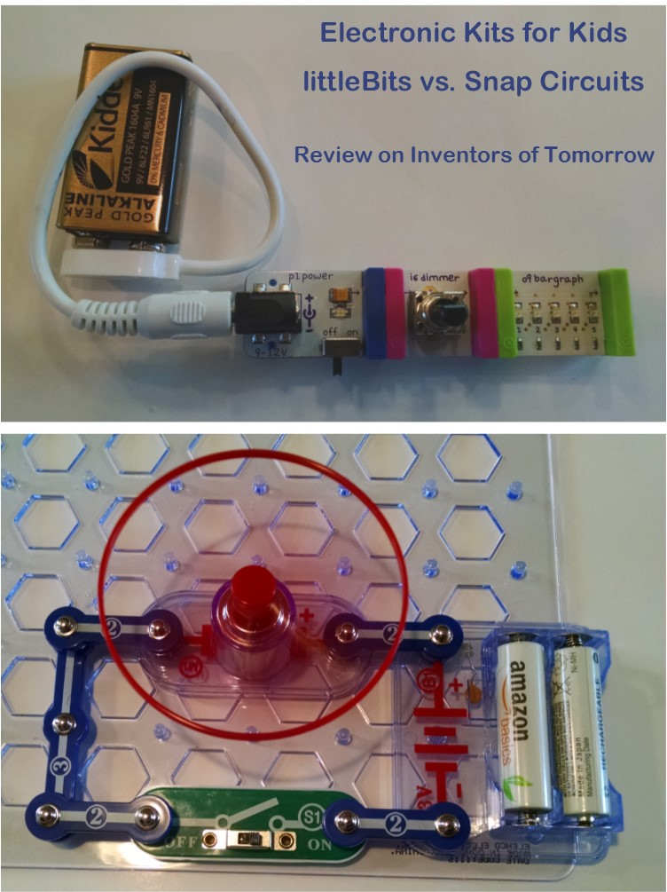 Swell Littlebits Vs Snap Circuits Inventors Of Tomorrow Wiring Cloud Genionhyedimohammedshrineorg