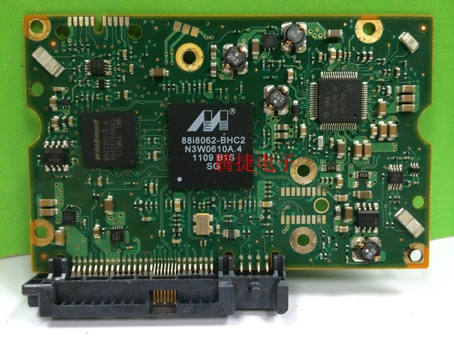 Incredible Hard Drive Parts Pcb Logic Board Printed Circuit Board 100583834 For Wiring Cloud Overrenstrafr09Org