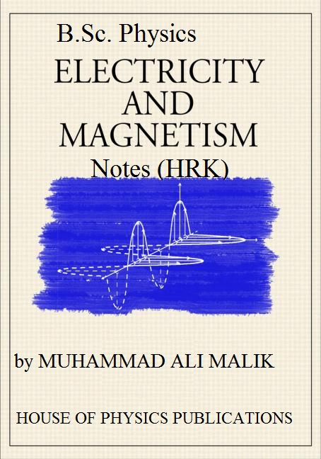 Pleasant B Sc Physics Electricity And Magnetism Complete Book Notes Of Wiring Cloud Inklaidewilluminateatxorg