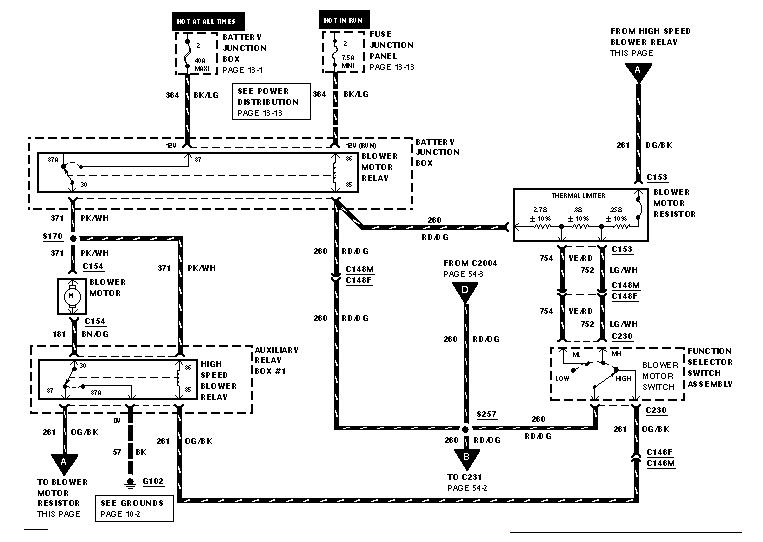 TF_9418] 2005 F150 Blower Motor Wiring Diagram Schematic WiringMopar Lectu Stap Scata Kapemie Mohammedshrine Librar Wiring 101