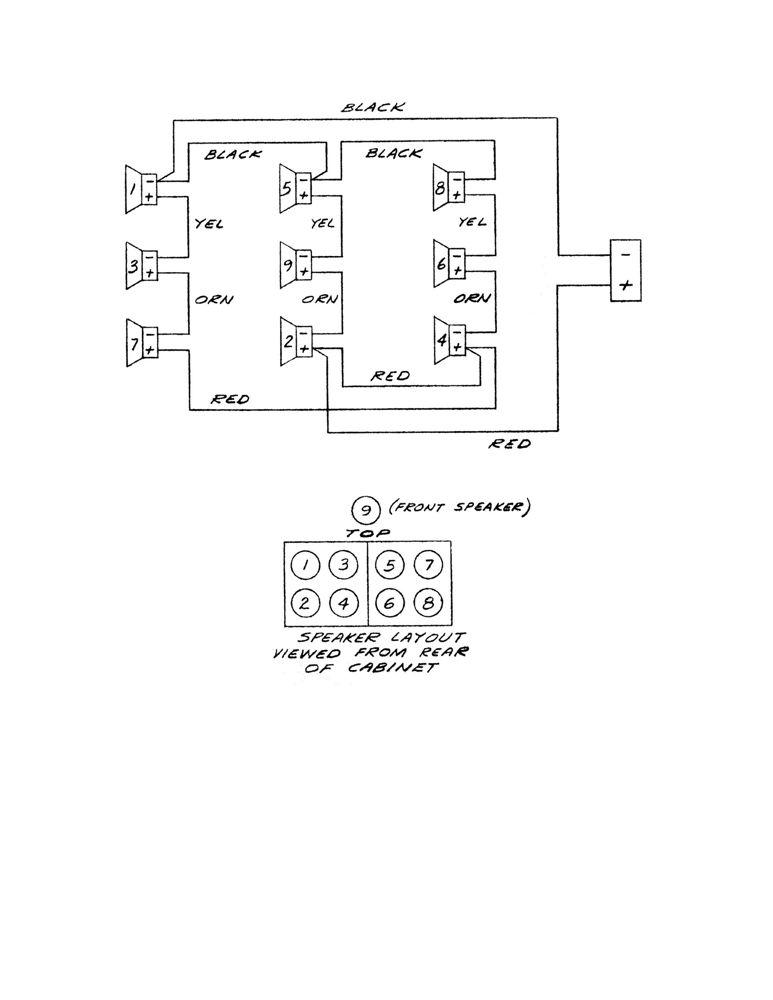 HT_1181] Bose 901 Iv Speaker Wiring Diagram Download DiagramDness Plan Boapu Mohammedshrine Librar Wiring 101