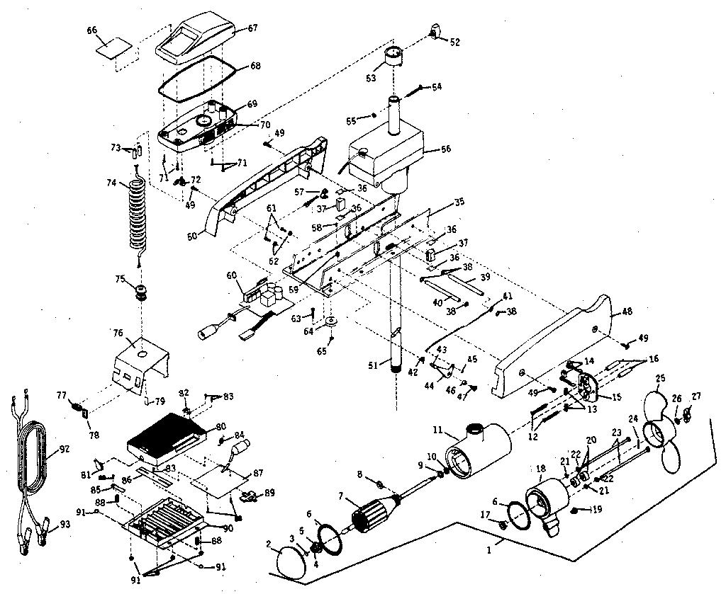 Vo 8946  Minn Kota Wiring Diagram Manual Minn Kota