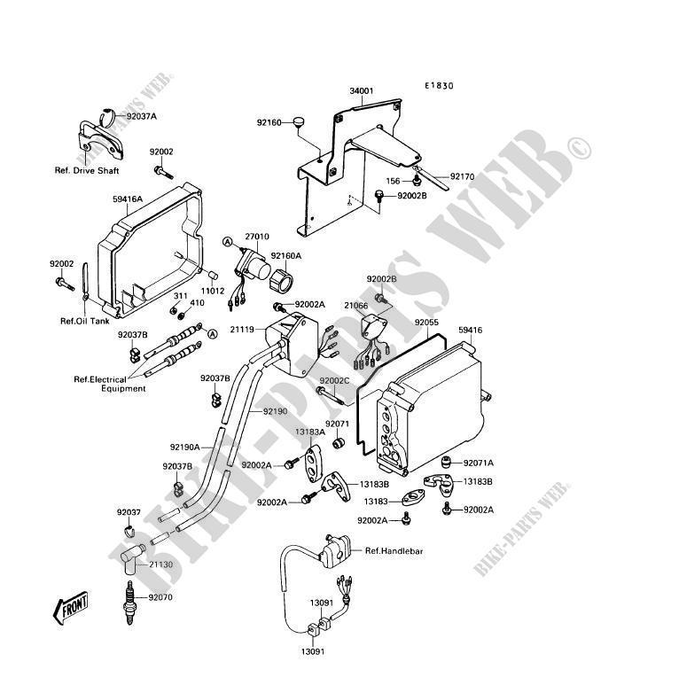 Kawasaki Jet Ski Wiring Diagram