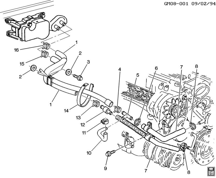 Outstanding 1995 Corvette Engine Diagram Wiring Diagram Wiring Cloud Ostrrenstrafr09Org